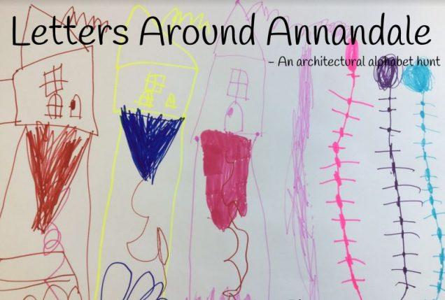 Explore & Develop Annandale book