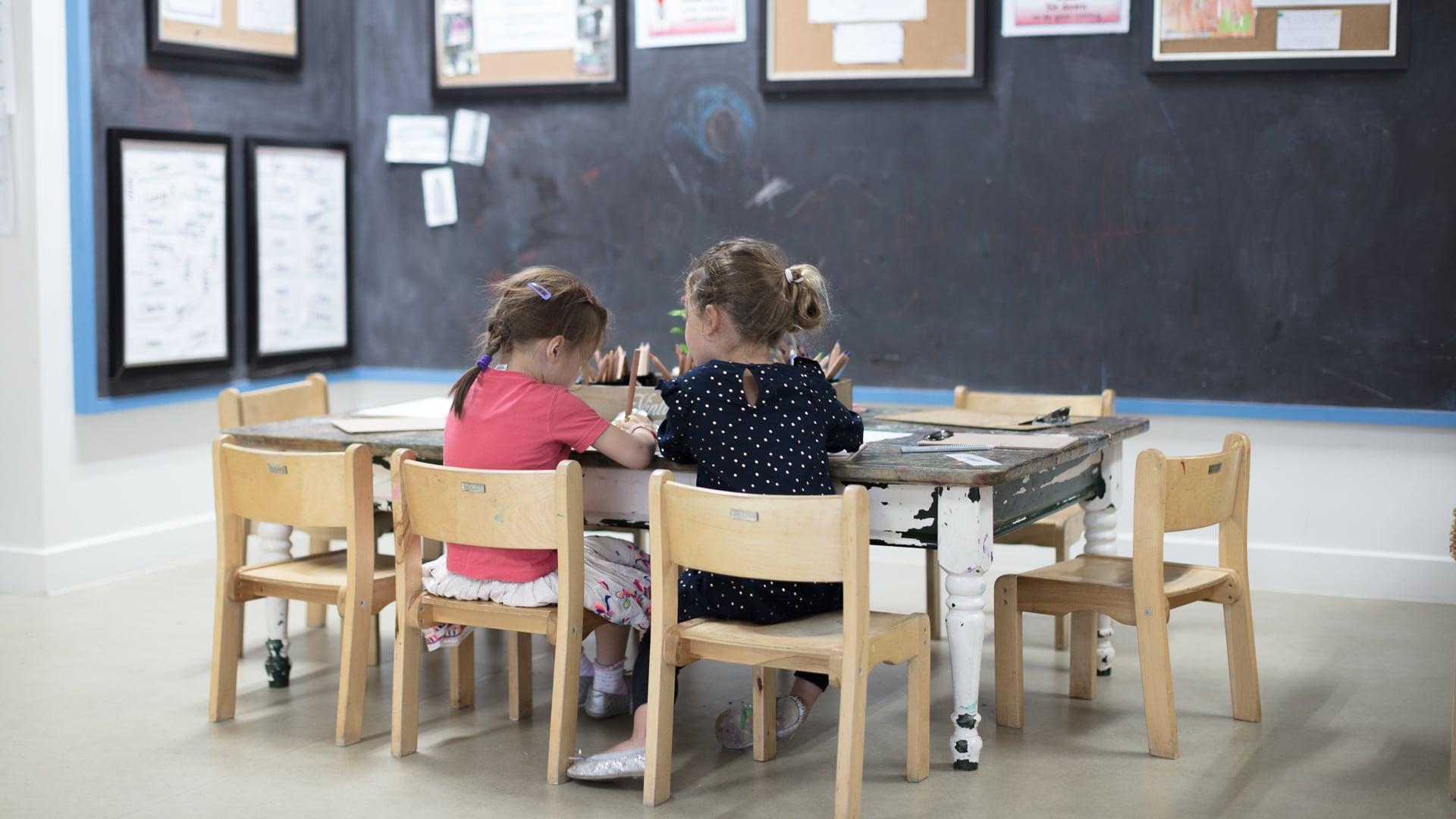 Explore & Develop - Child Care Alexandria