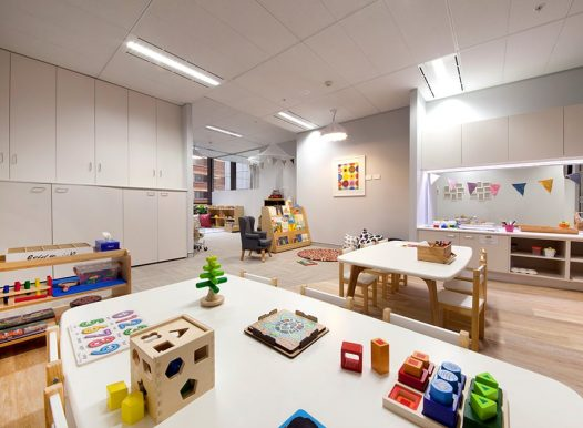 Explore & Develop Castlereagh Street child care and preschool