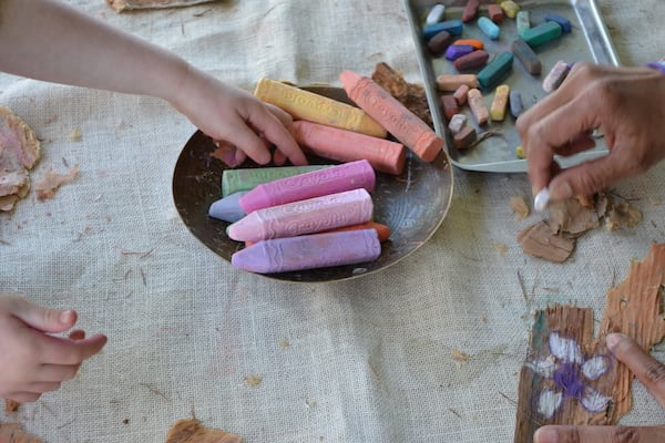 Explore & Develop Annandale Child Care - Crayons-resized