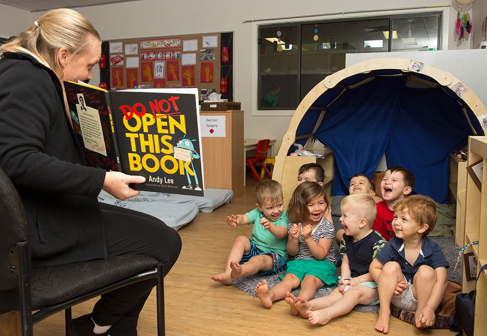 Explore Develop Glenmore Park Childcare 042