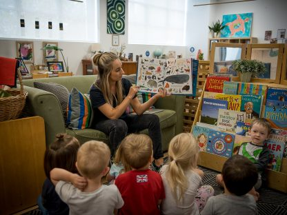 Explore & Develop Epping road North Ryde child care and preschool