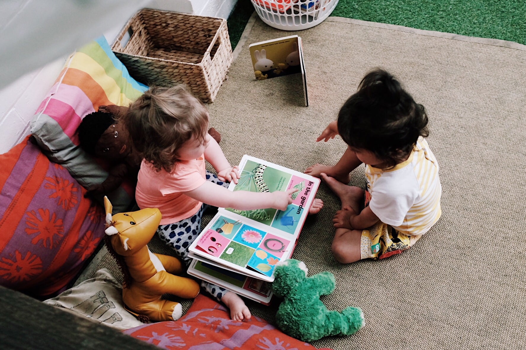 ExploreDevelop Camperdown Childcare A Children reading