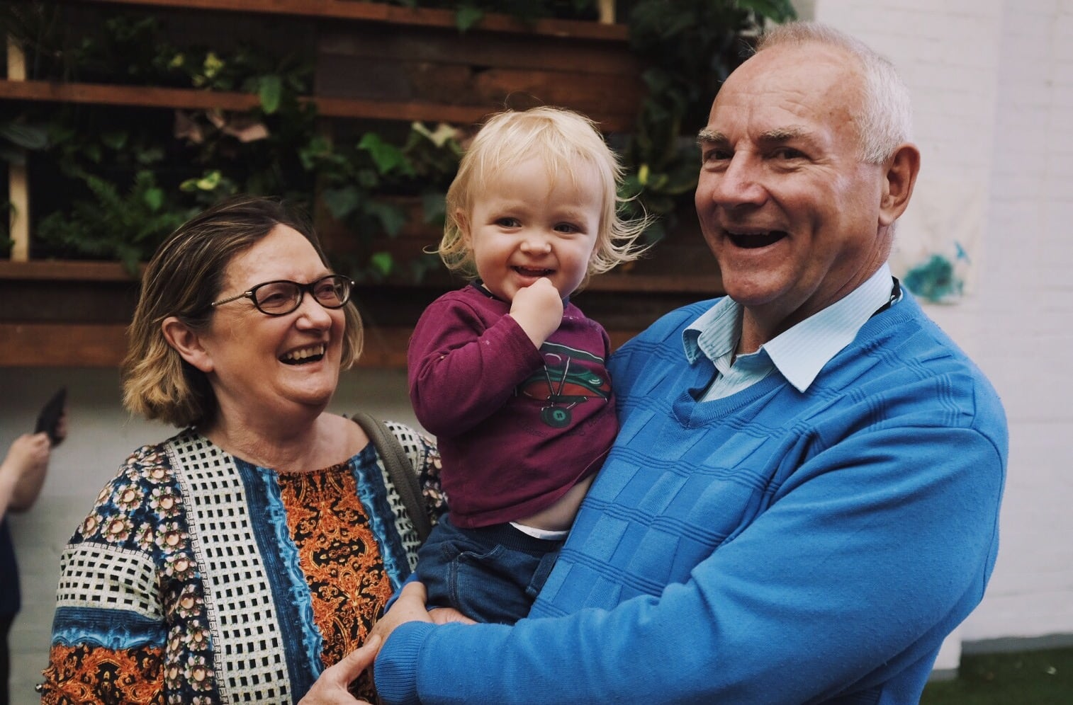 ExploreDevelop Camperdown Childcare A Grandparents day
