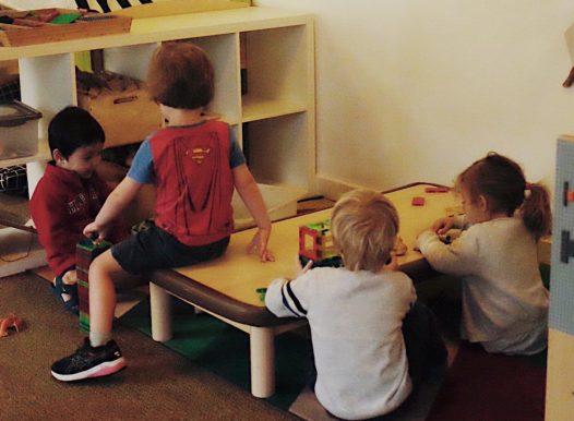 ExploreDevelop Camperdown Childcare A Jnr Preschool room