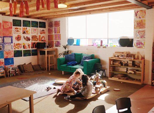 ExploreDevelop Camperdown Childcare A Snr Preschool room