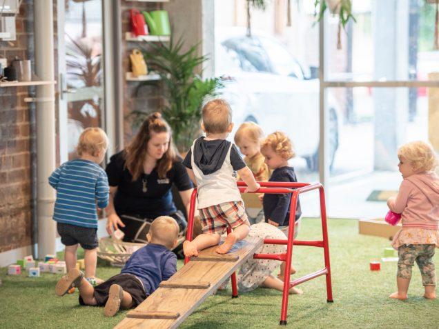Explore & Develop Leichhardt childcare and pre-school