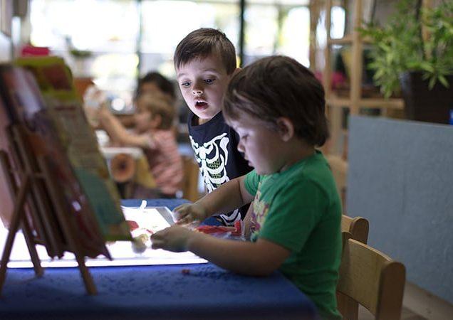 Explore & Develop Alexandria child care