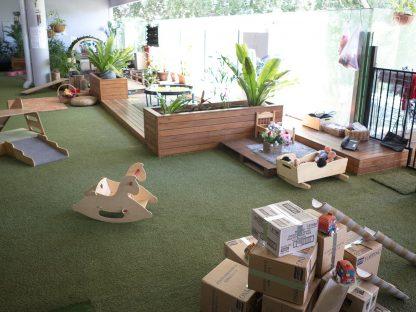 Explore & Develop Alexandria child care outdoor