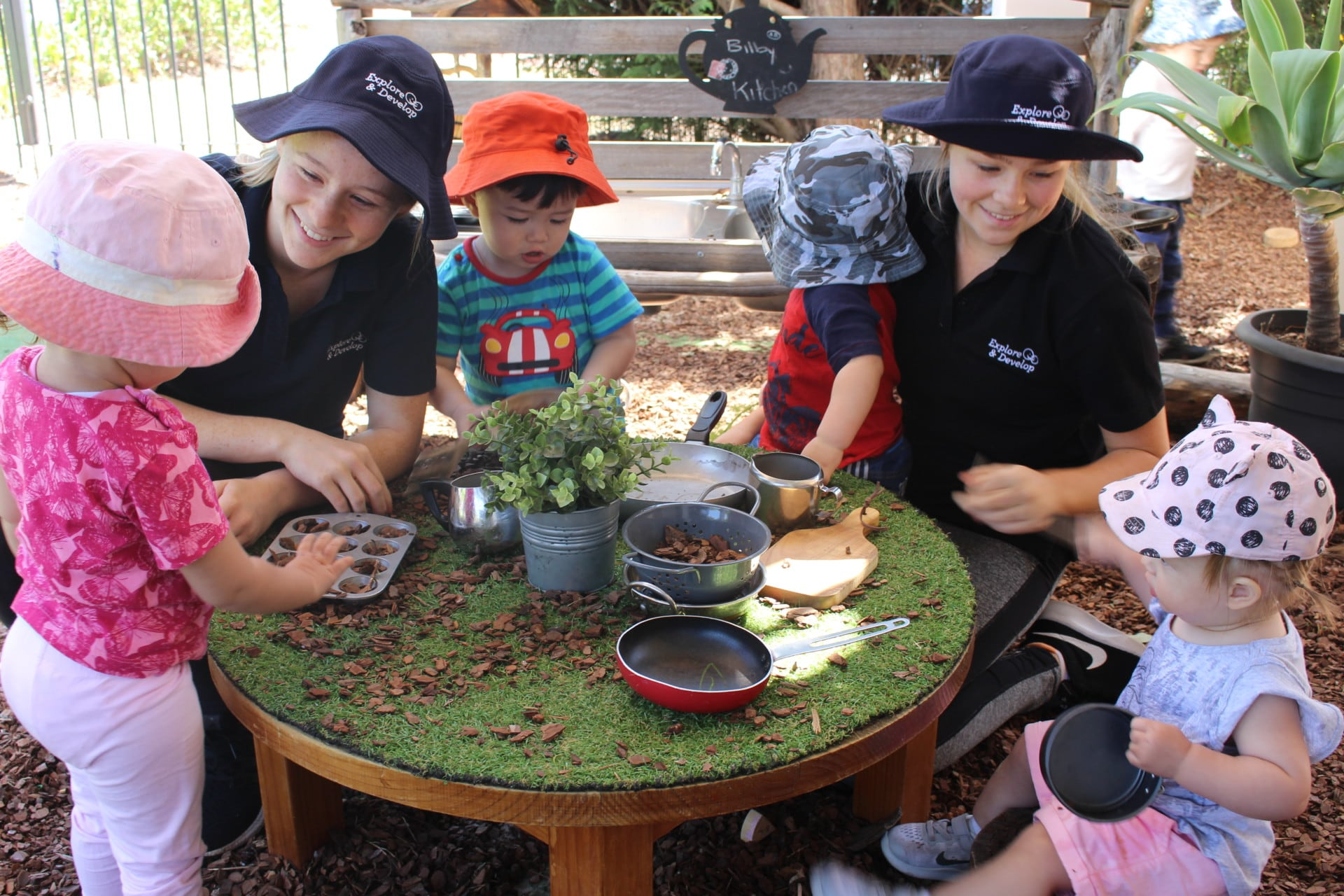 Explore & Develop Breakfast Point Child Care & Preschool