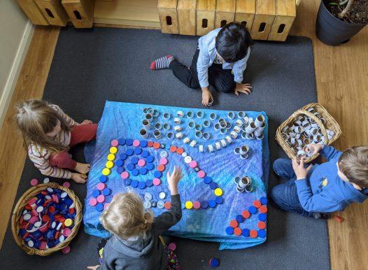 Explore & Develop - Artarmon - Senior preschool program 2